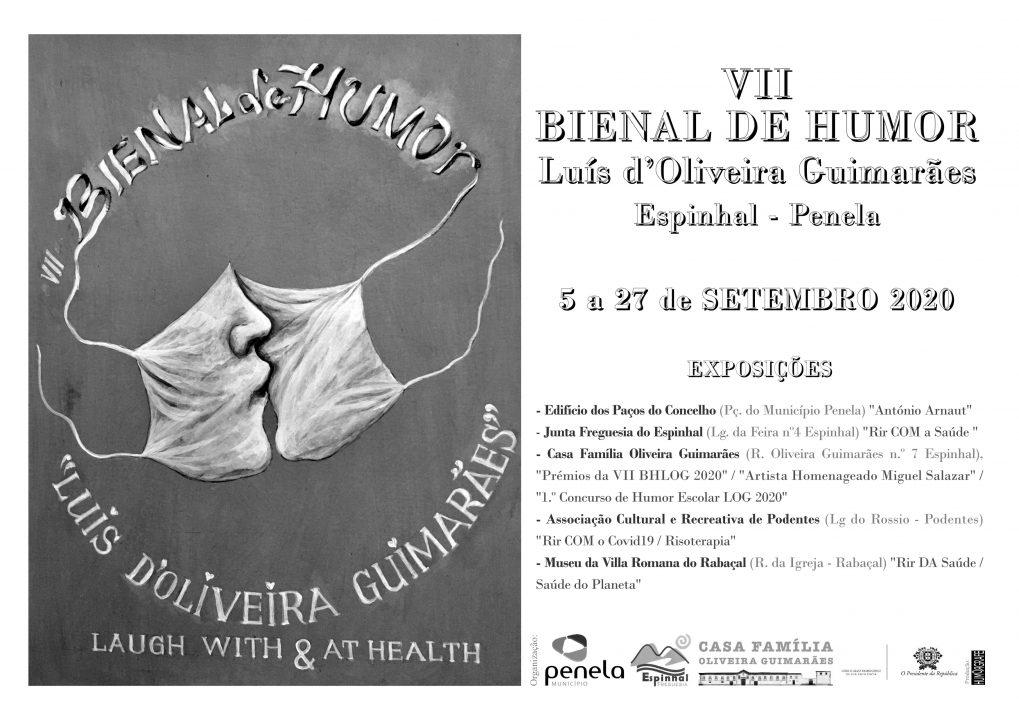 VII Bienal do Humor Luís d´Oliveira Guimarães
